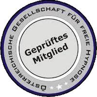 Österreichische Gesellschaft für freie Hypnose - Geprüftes Mitglied - Hypnosecoach und Mentalcoach Michael Deutschmann - Mentalcoaching Hypnose Supervision Seminare - Mental Austria