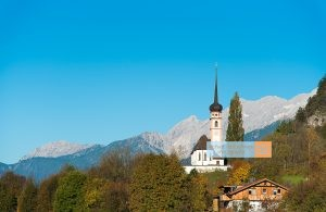 Kirche Berge Mountains Tirol Herbst autumn - Michael Deutschmann, Akad. Mentalcoach - Photography - Mentalcoaching Hypnose Seminare - Mental Austria