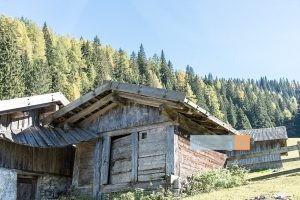 Obernberger See Landwirtschaft Stadel Mountains Tirol Herbst autumn - Michael Deutschmann, Akad. Mentalcoach - Photography - Mentalcoaching Hypnose Seminare - Mental Austria